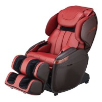 AS-780-RB フジ医療器 マッサージチェア(レッド×ブラウン) CYBER-RELAX(サイバーリラックス) [AS780RB]【返品種別A】【送料無料】