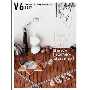 V6 live tour 2011 Sexy.Honey.Bunny!(Sexy盤)(初回生産限定)[DVD]