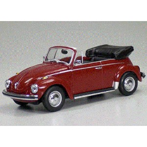 1/43 VW 1302 CABRIOLET 1970 RED【430055040】【MINICHMPS/ミニチャンプス】【4012138061934】