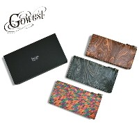 GO WEST×MAGNET(ゴーウエスト×マグネット) LONG WALLET / gowest / 長財布