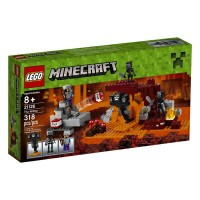 LEGO レゴ 21126 マインクラフト ウィザー Minecraft The Wither レゴブロック・お取寄
