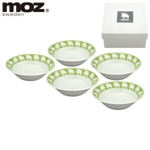 moz エルク 食器セット北欧デザイン moz エルク 食器セット ボウル5Pセット 50141 アイデア 便利 ギフト プレゼント 【RCP】 ご結婚祝い ギフト 新築祝い ギフト