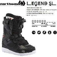 15/16NORTHWAVE【LEGEND SL/Black】