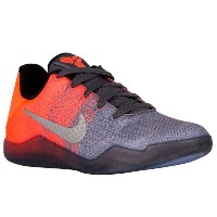 "Nike Kobe XI 11 Elite Low ""Easter"" メンズ Dark Grey/Bright Mango/Cour Purple/Volt ナイキ コービー バッシュ"
