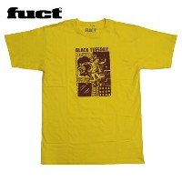 FUCT SSDD / BLACK TUESDAY T 1603 ファクト プリント Tシャツ
