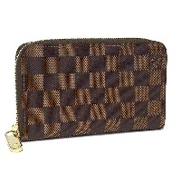 """LOUIS VUITTON/ルイ・ヴィトン""""ZIPPY COMPACT WALLET/ジッピー・コンパクトウォレット""""ラウンドファスナー小財布(ダミエ)N60028 DAMIER【S】"""