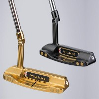 Williams Oxfordshire Milled Putter【ゴルフ ゴルフクラブ>パター】