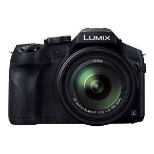 Panasonic LUMIX DMC-FZ300-Kブラック