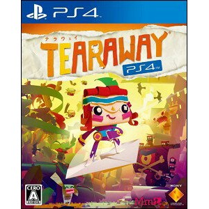 【PS4】Tearaway PlayStation4