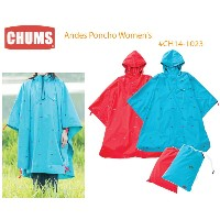 CHUMS チャムス CH14-1023 Andes Poncho -アンデスポンチョ  ※取り寄せ品
