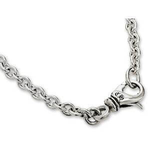 【CHROME HEARTS クロムハーツ Necklace ネックレス】Neチェーンネックレス/20インチ【送料無料】