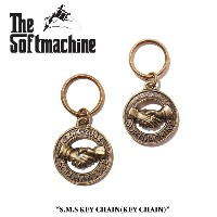 SOFTMACHINE(ソフトマシーン)S.M.S KEY CHAIN(KEY CHAIN)【2016SUMMER VACATION】【SOFTMACHINE キーチェーン】