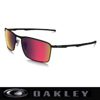 オークリー POLARIZED CONDUCTOR 6 偏光レンズ サングラス OO4106-05Matte Black/Oo Red Iridium Polarized【Oakley コンダクター...
