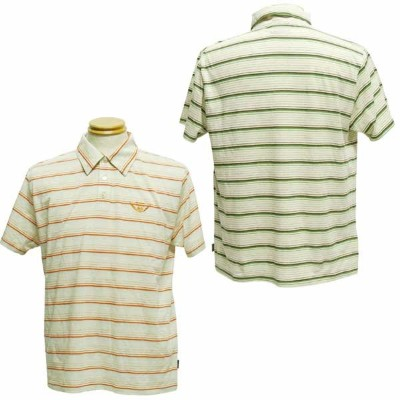 Border Polo Shirts one by one clothing