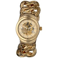 インヴィクタ インビクタ 腕時計 レディース 時計 Invicta Women's 17251 Angel Analog Display Mechanical Hand Wind Gold Watch