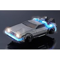 CRAZY CASE BACK TO THE FUTURE II DELOREAN TIME MACHINE(クレイジーケース デロリアン)【iPhone6対応】 バンダイ