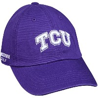 Bridgestone NCAA Collegiate キャップ NCAA TCU (海外取寄せ品)