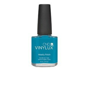 CND VINYLUX(バイナラクス) 171 Cerulean Sea (15ml)【WEEKLY POLISH】