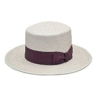 "GLAD HAND & Co. - HAT FREDERICK ""PANAMA"" (NATURAL) グラッドハンド パナマ ハット【GANGSTERVILLE/ギャングスタービル/WEIRDO..."