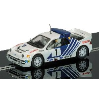 Scalextric Ford RS200 - Stig Blomqvist Rally Sweden 1986 c3493 フォード ラリー 1/32スロットカー スケーレックストリック