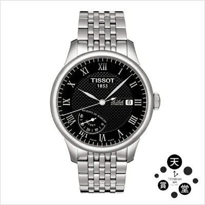 TISSOT T-CLASSIC ティソ TISSOT LE LOCLE AUTOMATIC T0064241105300