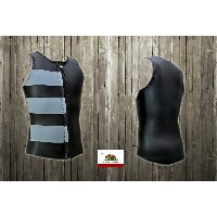 classic smooth black 2mm VEST SC