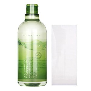 【NATURE REPUBLIC】【ネイチャーリパブリック】済州・炭酸・クレンジングウォーター 510ml Jeju Sparkling Cleansing Water 女性 プレゼント ギフト...