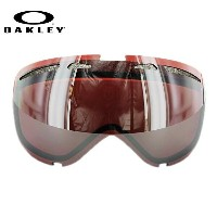 オークリー スノーゴーグルレンズ エレベート Elevate 59-804 Prizm Black Iridium Replacement Lens OAKLEY GoggleLens...