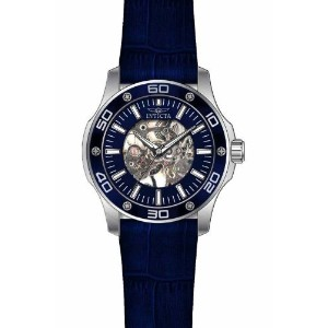 インビクタ 時計 インヴィクタ メンズ 腕時計 Invicta Men's 17259 Specialty Analog Display Mechanical Hand Wind Blue Watch