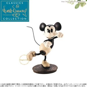 WDCC ねぇ ミニー 踊ろうよ! ミッキーの楽器配達 Mickey Mouse Hey Minnie, Wanna Go Steppin The Delivery Boy □