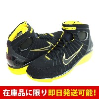 コービー・ブライアント AIR ZOOM HUARACHE 2K4 ナイキ Nike Black Varsity Maize-White
