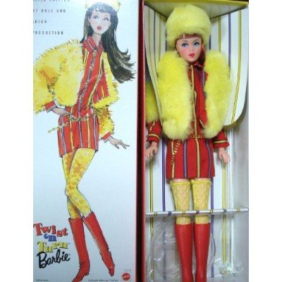 Twist N' Turn Barbie バービー - The Collectors' Request - Limited Edition 1967 Doll and Fashion Re