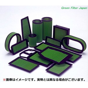 BMW SERIE 3 (E36) 328 i (+Coupe) GREEN FILTER グリーンフィルター エアフィルター 純正交換タイプ