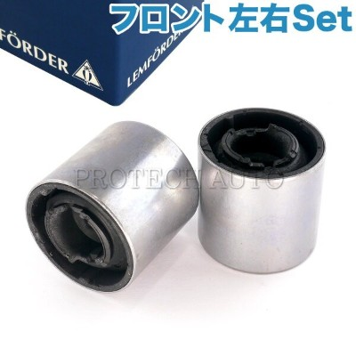 LEMFORDER製 BMW MINI ミニ R50 R53 R52 フロント ロアアームブッシュ 左右セット 31126757551 One ワン 1.6 Cooper クーパー CooperS...