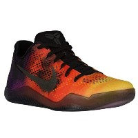 "Nike Kobe 11 Low ""Sunset"" メンズ Total Crimson/Black/Hyper Violet/University Gold ナイキ バッシュ コービー11 Kobe..."