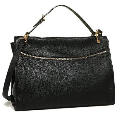 バリー バッグ BALLY 6203571 BLOOM HOBO MD 2WAYバッグ BLACK