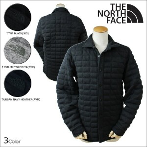 THE NORTH FACE ノースフェイス ジャケット フリース セーター MEN'S KINGSTON THERMOBALL SHACKET NF0A2TB4 メンズ