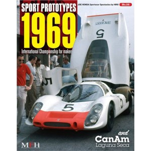 Sport Prototypes 1969 International Championship for makes JOE HONDA Sportscar Spectacles NO6【MFH...