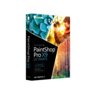コーレル Corel PaintShop Pro X9 Ultimate