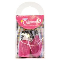 NEWクリリ-ナ7SETピンク ケンコー カメラクリーニングキット 7点セット(ピンク) Kenko Camera Cleaning Kit NEW Clileana [NEWクリリナ7SETピンク...
