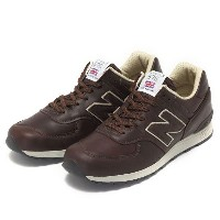 【NEW BALANCE】 ニューバランス M576CBB 15FW BROWN/BEIGE
