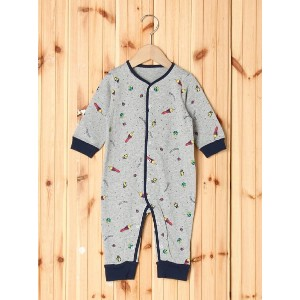 【SALE/50%OFF】X-girl Stages COVERALL SPACE FLIGHT エックスガールステージス マタニティー/ベビー【RBA_S】【RBA_E】