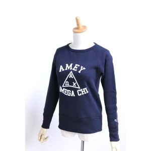 "【SALE】Americana(アメリカーナ)RAGLAN CREW SWEAT ""AMEY OMEGA"" 3color 2016'F/W【Lady's】"