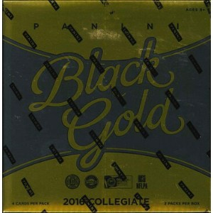 2016 PANINI BLACK GOLD COLLEGE MULTI-SPORT BOX(送料無料)