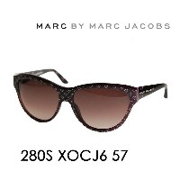 【OUTLET★SALE】アウトレット セール マークバイマークジェイコブス サングラス 眼鏡 MMJ-280S J6 57 MARC BY MARCJACOBS