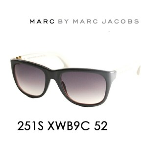 【OUTLET★SALE】マークバイマークジェイコブス サングラス MMJ-251S 9C 52 MARC BY MARCJACOBS