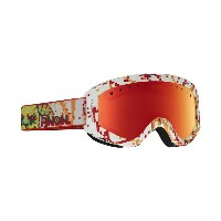ANON TRACKER 8Bit / Red Amber 2017 YOUTH GOGGLE 【正規品】【30%OFF】