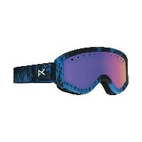 ANON TRACKER Sulley / Blue Amber 2017 YOUTH GOGGLE 【30%OFF】【正規品】