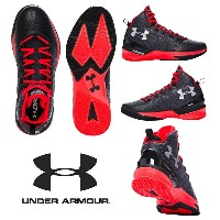 20%OFF UNDER ARMOUR UAクラッチフィットドライブ3 1269274 BLK/RTR/MSV