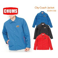 CHUMS チャムス CH04-1040 City Coach Jacket City Coach Jacket ※取り寄せ品